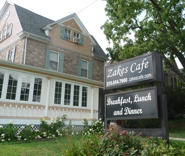 Zakes Cafe - Fort Washington, PA
