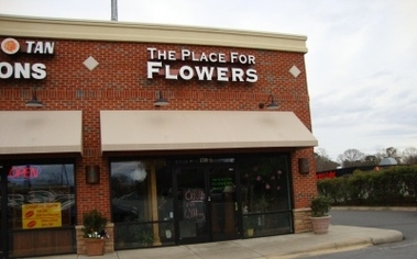 The Place For Flowers - Charlotte, NC