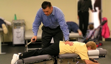 Olympic Chiropractic Care Ctr - Bartlett, IL