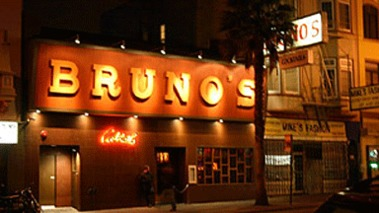 Bruno's - San Francisco, CA