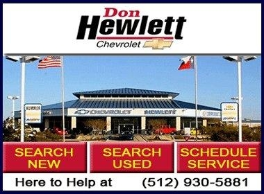 Don Hewlett Chevrolet Buick - Georgetown, TX