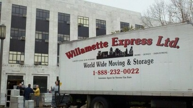 Willamette Express - Portland, OR