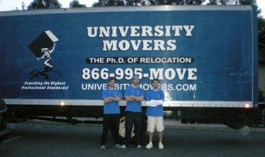 University Movers LLC - Santa Barbara, CA