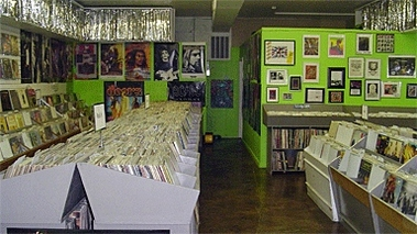 Black Dog Records & C D's - Houston, TX