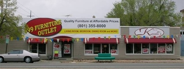 99 Dollar Furniture Outlet - Salt Lake City, UT