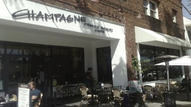 Champagne French Bakery & Cafe - West Hollywood, CA