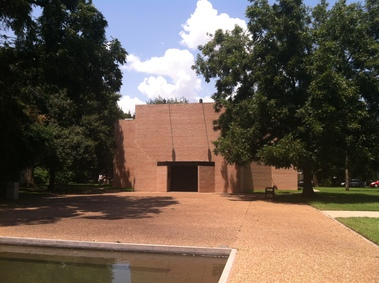 Rothko Chapel - Houston, TX