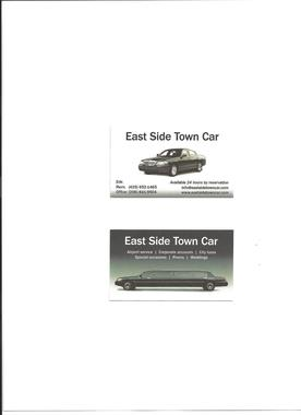 East Side Town Car (Limo, SUV, Town Car Service) - Redmond, WA