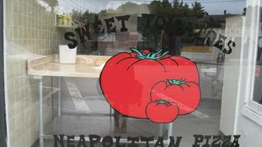 Sweet Tomatoes Pizza - Newton Center, MA
