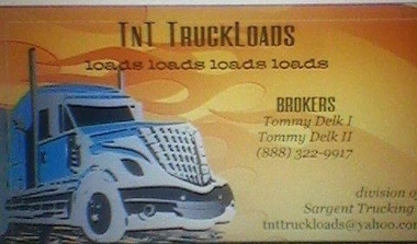 TNT Truckloads - Jamestown, TN