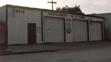 Professional Auto Care - Houston, TX
