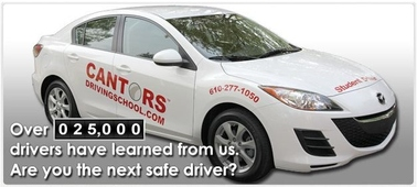 Cantor's Driving School - King of Prussia, PA