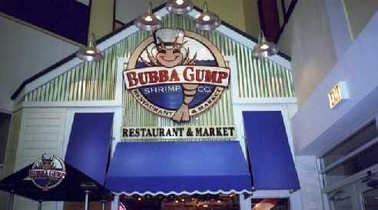 Bubba Gump Shrimp - Chicago, IL