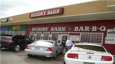 Hickory Barn Barbeque - Houston, TX