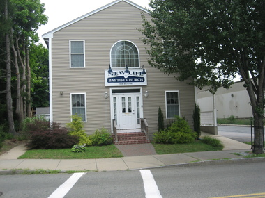New Life Baptist Church - Middleboro, MA