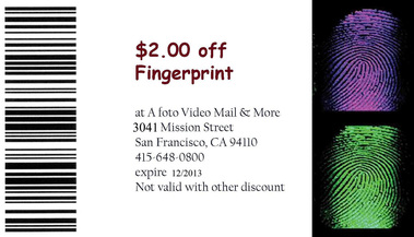 A Foto Video Mail & More - San Francisco, CA