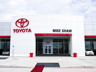Mike Shaw Toyota - Robstown, TX