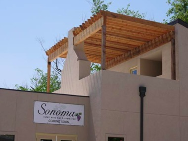 Sonoma Retail Wine Bar & Restaurant