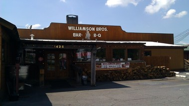 Williamson Bros. Bar-B-Q - Marietta, GA
