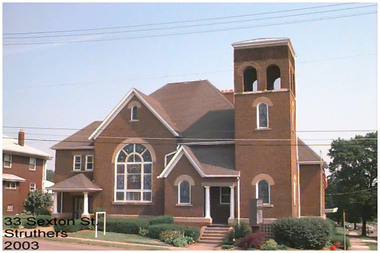 Struthers United Methodist Chr - Struthers, OH