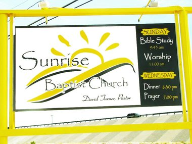 Sunrise Baptist Church - El Paso, TX