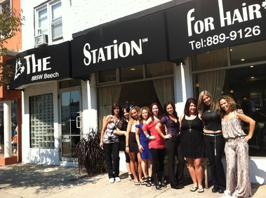 The Station For Hair - Long Beach, NY
