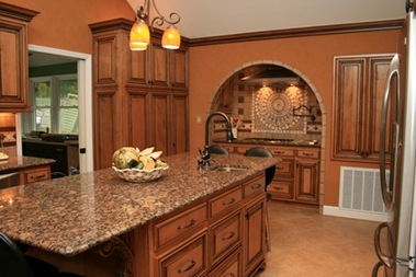 Custom Cabinets & Counter Tops - Huntsville, AL