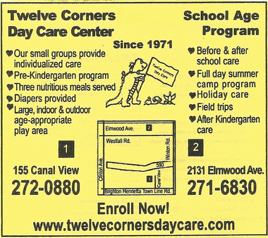 Twelve Corners Day Care Center - Rochester, NY