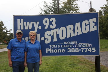 Hwy 93 Mini Storage - Eddyville, KY