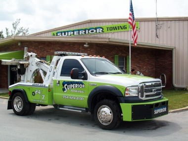 Superior Towing Co - Fort Lauderdale, FL