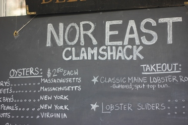 Nor East Clam Shack