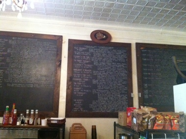 Bourgeois  Pig Cafe - Chicago, IL
