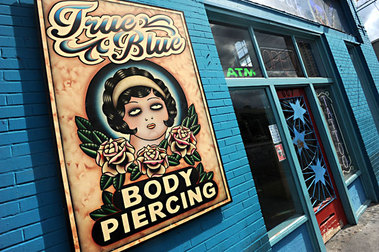 True Blue Tattoo-Body Piercing - Austin, TX