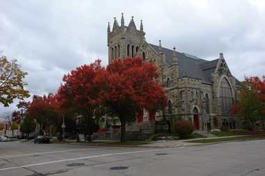 Summerfield United Methodist Church - Milwaukee, WI