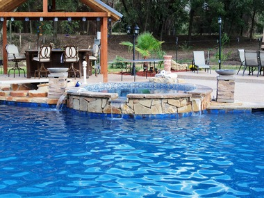 Crystal clear custom pools citysearch - Crystal clear pools ...