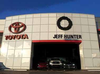Jeff Hunter Toyota Scion - Woodway, TX