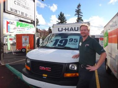 U-Haul Co - Portland, OR