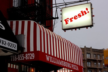 Williamsburg Pizza - Brooklyn, NY
