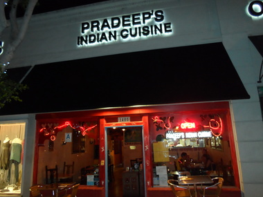 Pradeeps Indian Restaurant - Santa Monica, CA