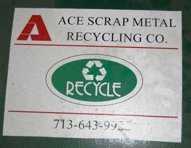 Ace Scrap Metal - Houston, TX