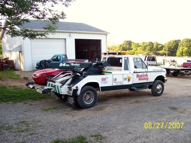 Royer Towing - Quaker City, OH