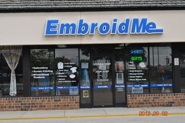Embroidme - Crystal Lake, IL