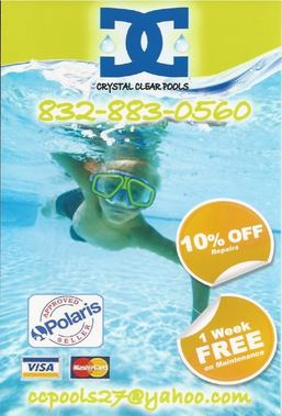 Crystal clear pools spring tx - Crystal clear pools ...