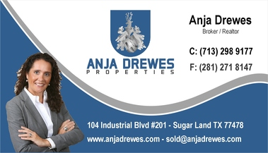 Anja Drewes Properties - Sugar Land, TX