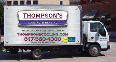 Thompson's Cooling & Heating - Fort Worth, TX