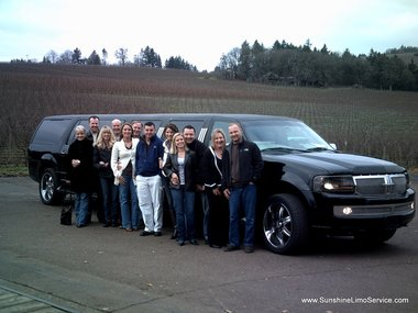 Sunshine Limo SVC LLC - Eugene, OR