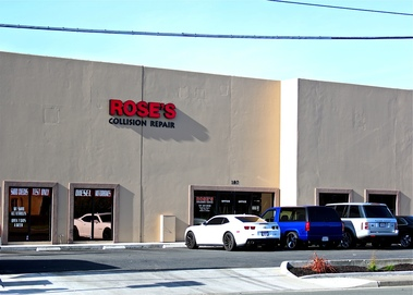 Rose's Collision Repair Ctr - Vallejo, CA