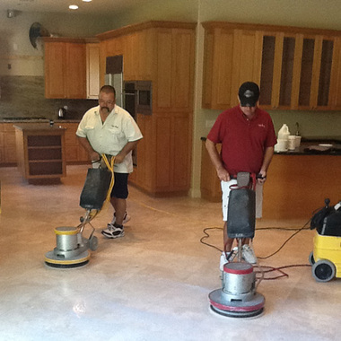 Mario's Tile Care and Concrete Cleaning - Rancho Mirage, CA