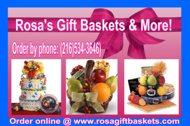 Rosa's Gift Baskets - Cleveland, OH