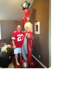 Balloons By Balloon Express - Wickliffe, OH